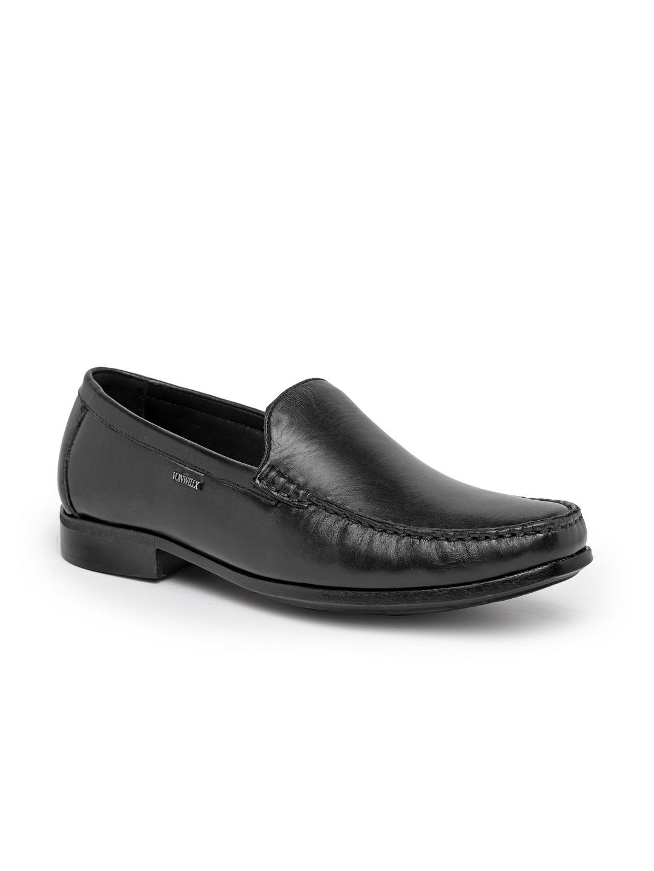 VON WELLX GERMANY comfort men's black slipon JASE