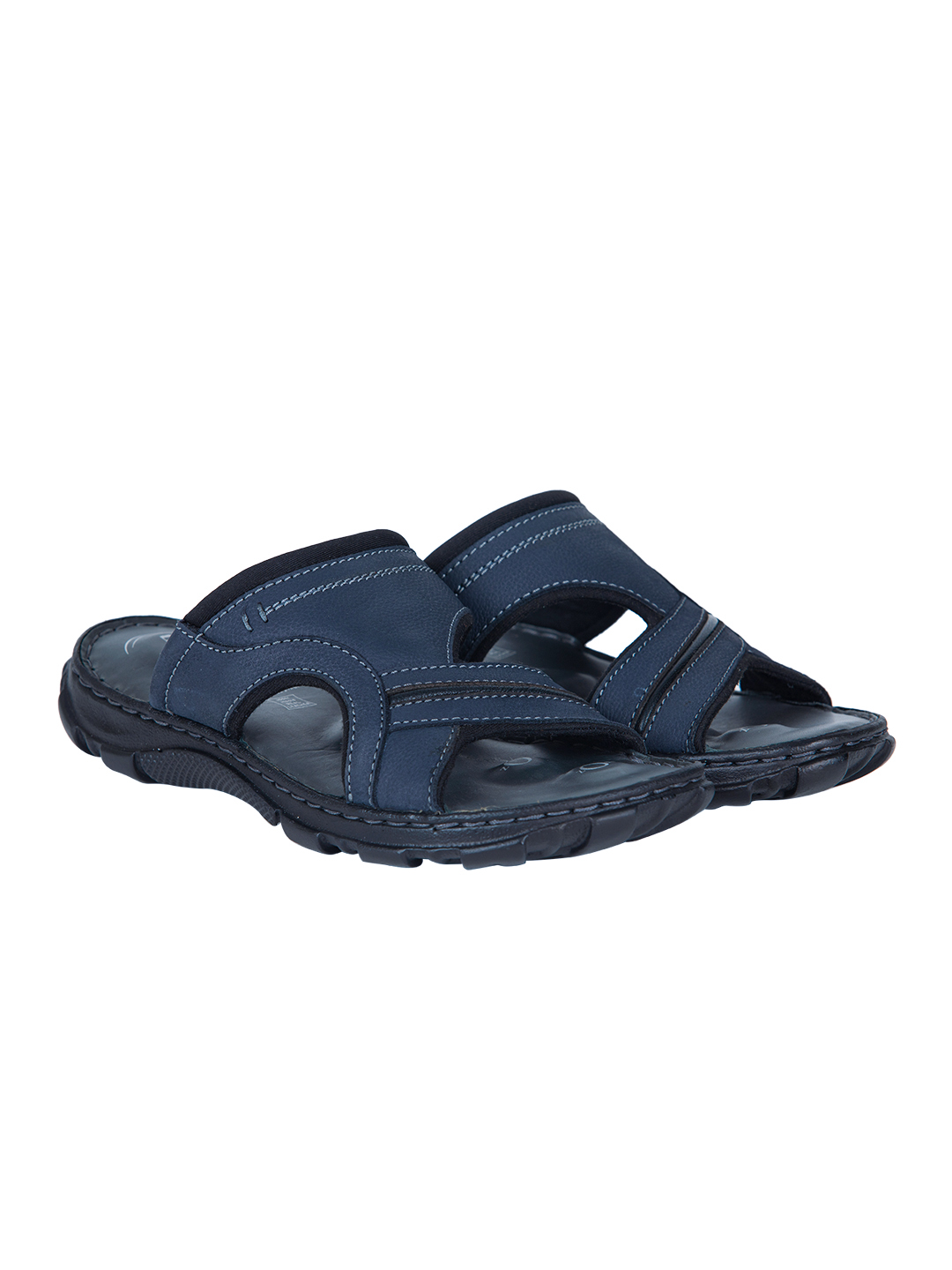 Buy VON WELLX GERMANY COMFORT BLUE OLIVER SLIPPERS In Delhi