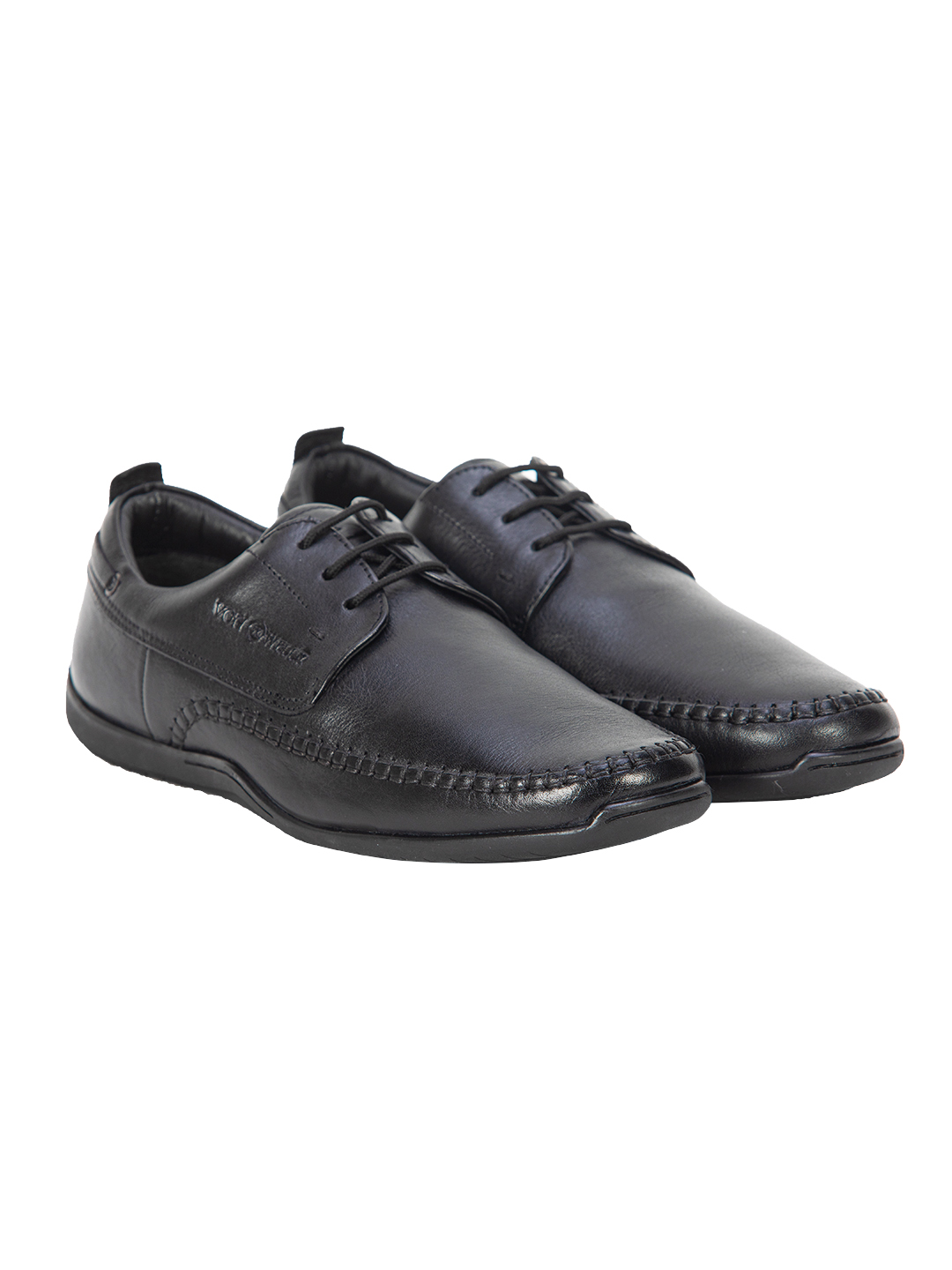 Buy Von Wellx Bran Comfort Black Shoes Online in Agra