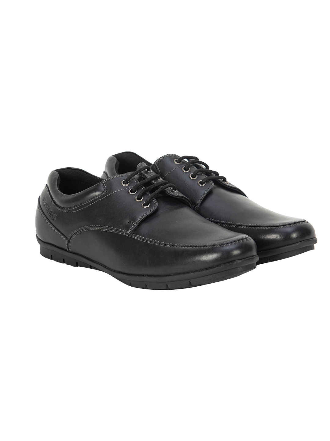 Buy Von Wellx Germany Comfort Black Brayden Shoes Online in Gujarat
