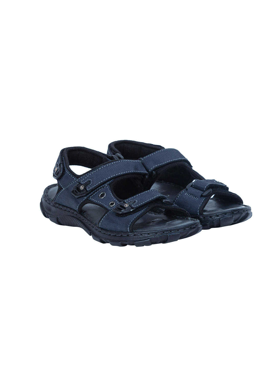 Buy Von Wellx Germany Comfort Blue Kozan Sandals Online in Muscat
