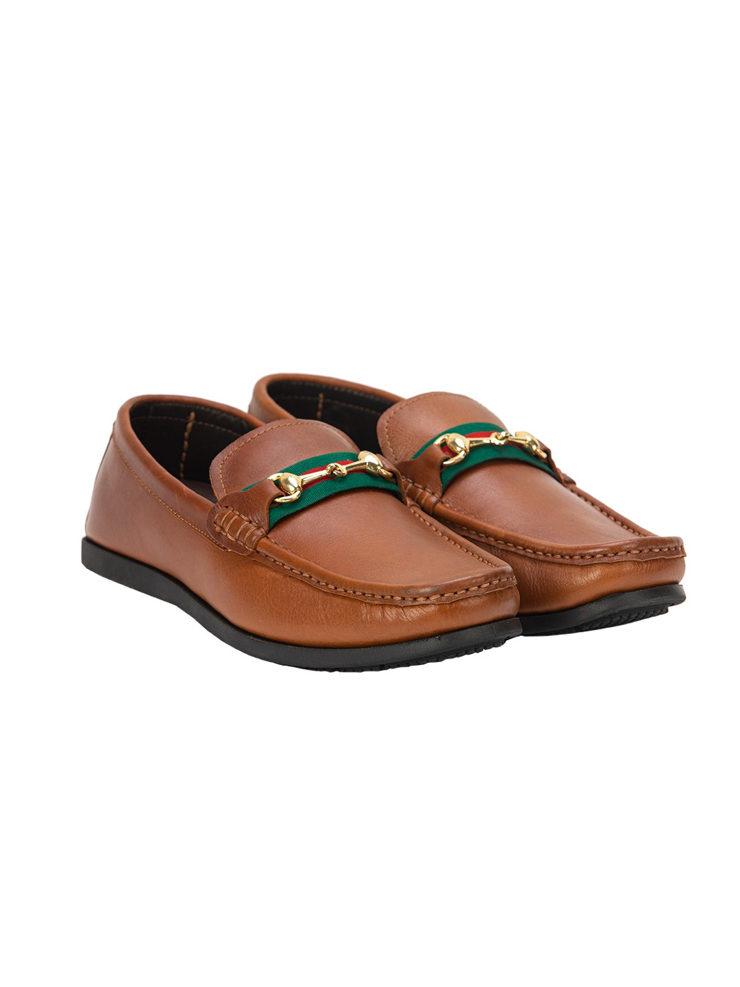 Buy Von Wellx Bryce Comfort Tan Loafer Online in Kandy