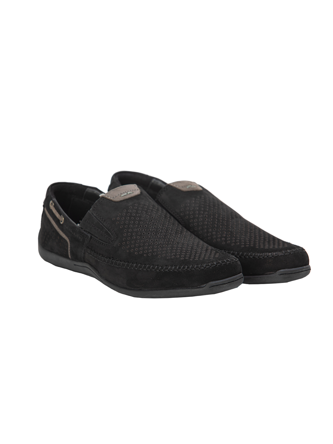 Buy Von Wellx Germany Comfort Black Ian Shoes Online in Srinagar