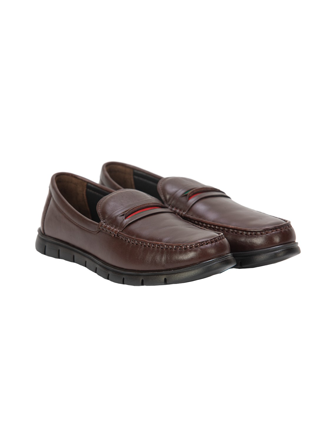 Buy Von Wellx Germany Comfort Brown Rhett Shoes Online in Dubai
