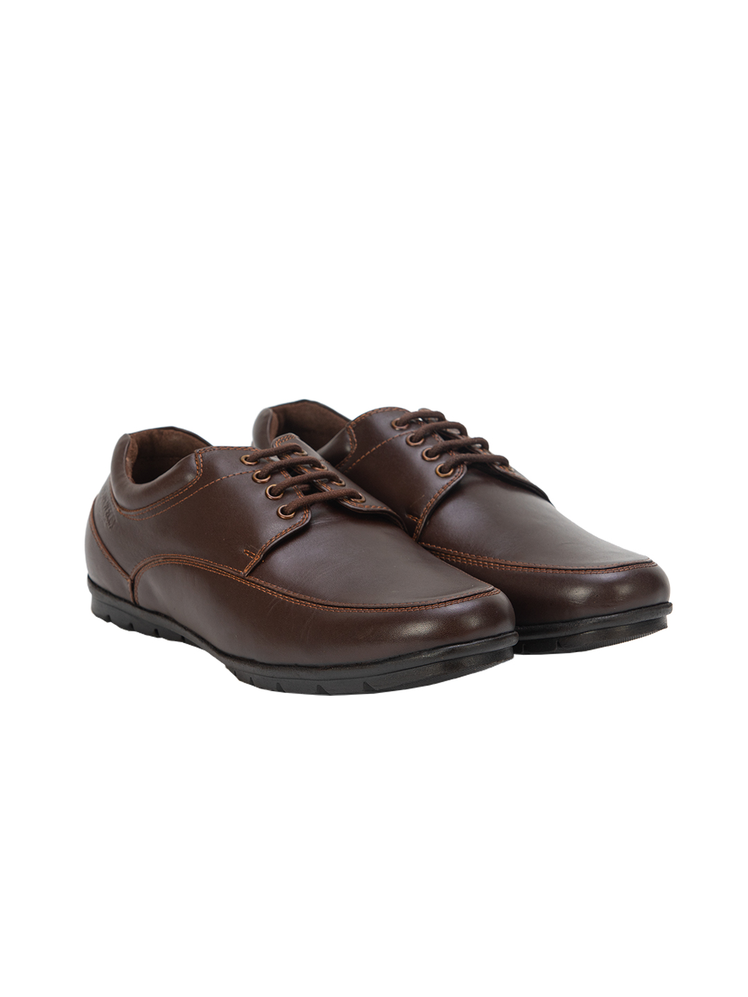 Buy Von Wellx Germany Comfort Coffee Brayden Shoes Online in Ahmedabad