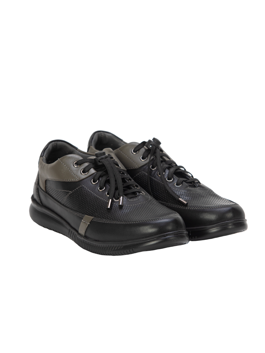 Buy Von Wellx Germany Comfort Black Tyler Shoes Online in Dubai