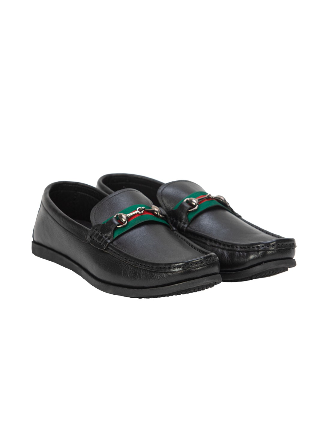 Buy Von Wellx Bryce Comfort Black Loafer Online in Ahmedabad