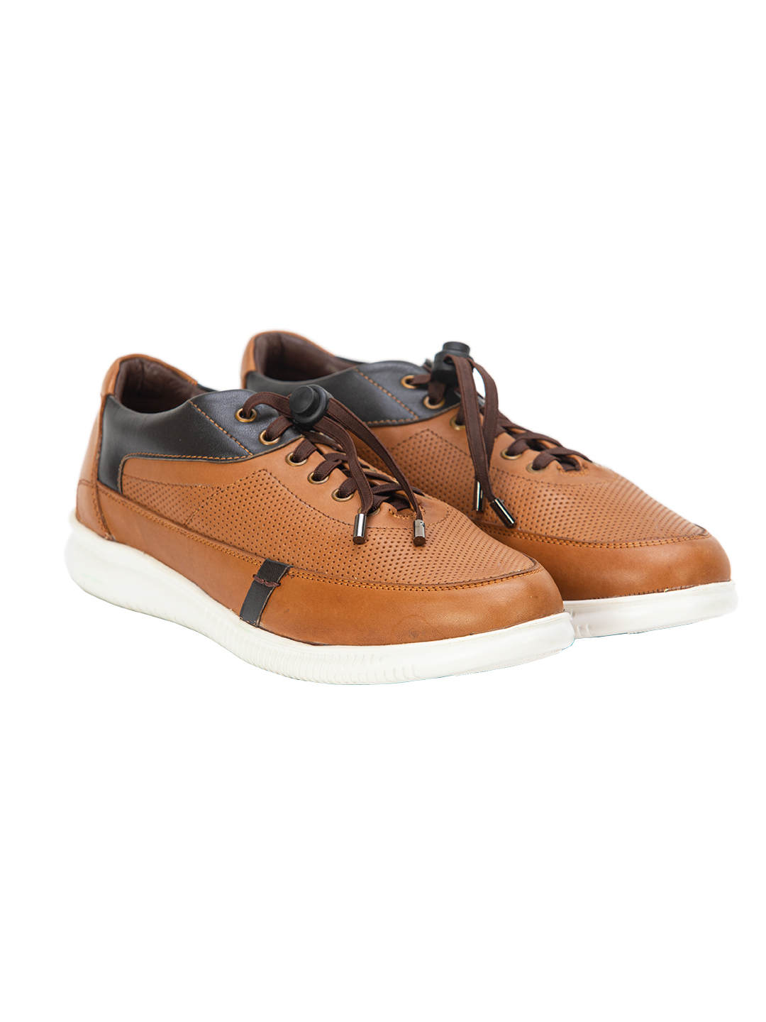 Buy Von Wellx Germany Comfort Tan Tyler Shoes Online in Dubai