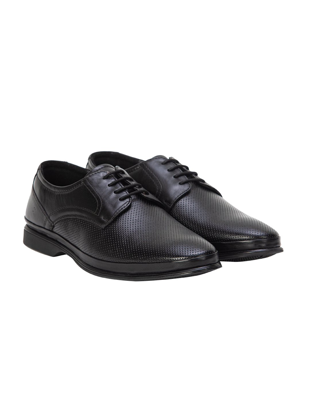 Buy Von Wellx Germany Comfort Black Coen Shoes Online in Gujarat