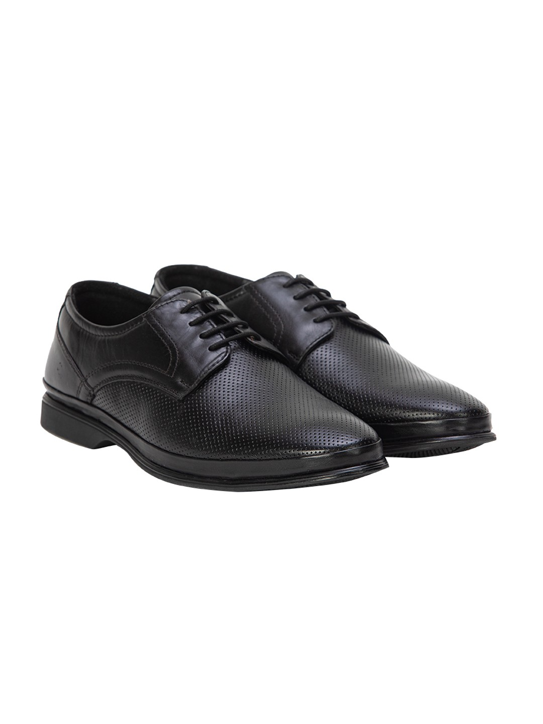 Buy Von Wellx Germany Comfort Coen Black Shoes Online in Pune