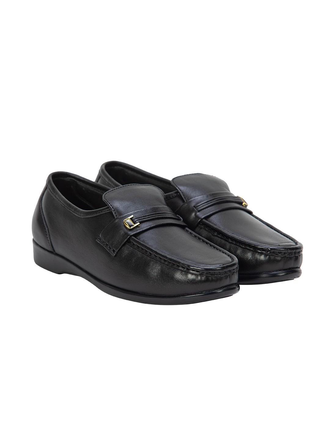 Buy Von Wellx Germany Comfort Black  Miles Shoes Online in Srinagar