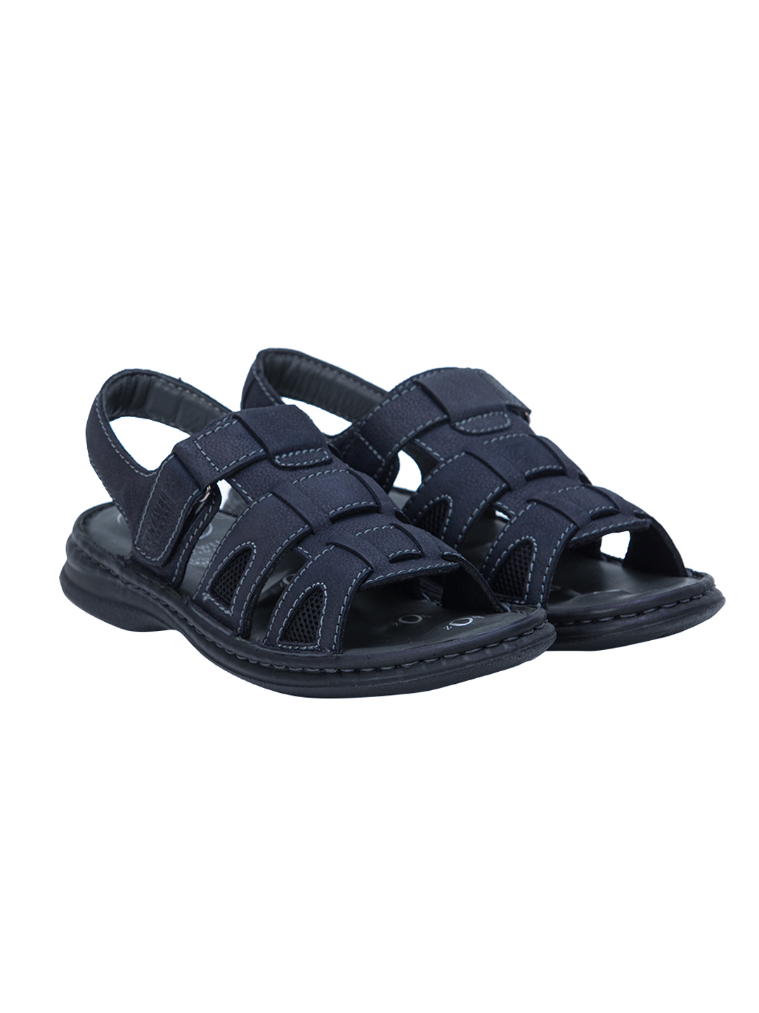 Buy Von Wellx Germany Comfort Blue Rhys Sandals Online in Nashik