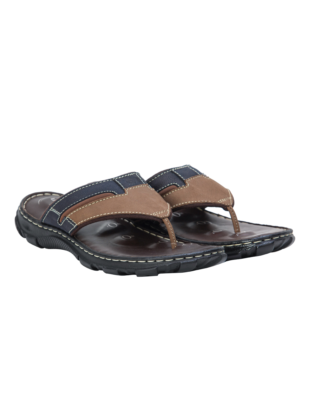 VON WELLX GERMANY COMFORT BLUE COLTON SLIPPERS