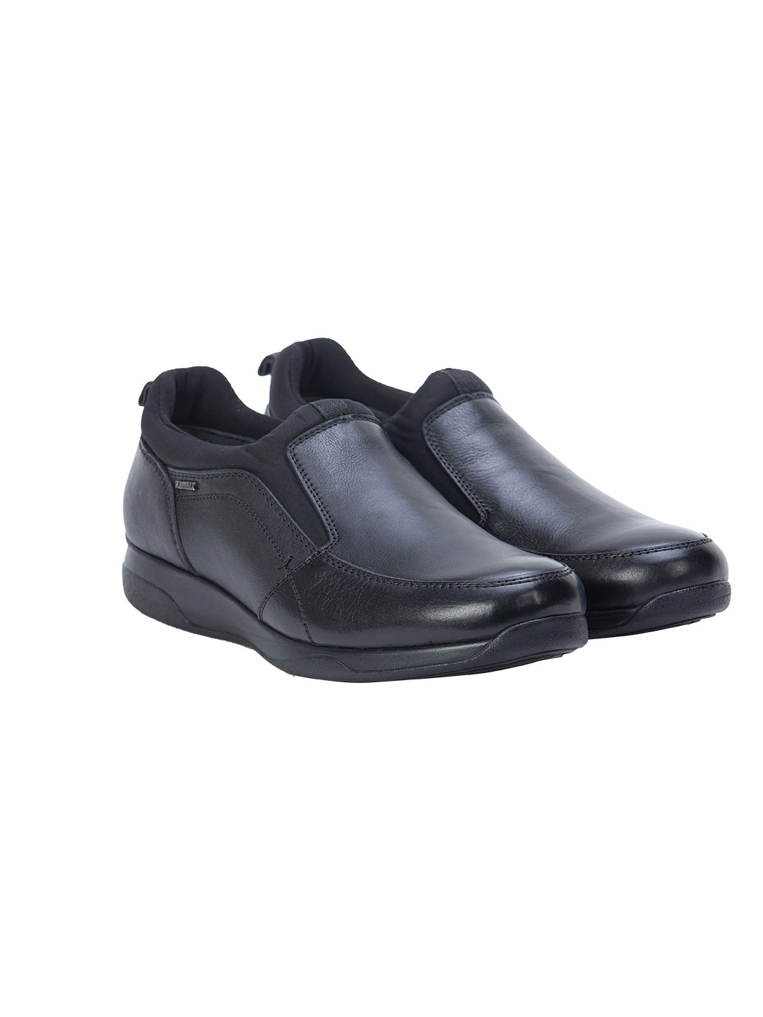 Buy Von Wellx Germany Comfort Jason Black Shoes Online in Pune