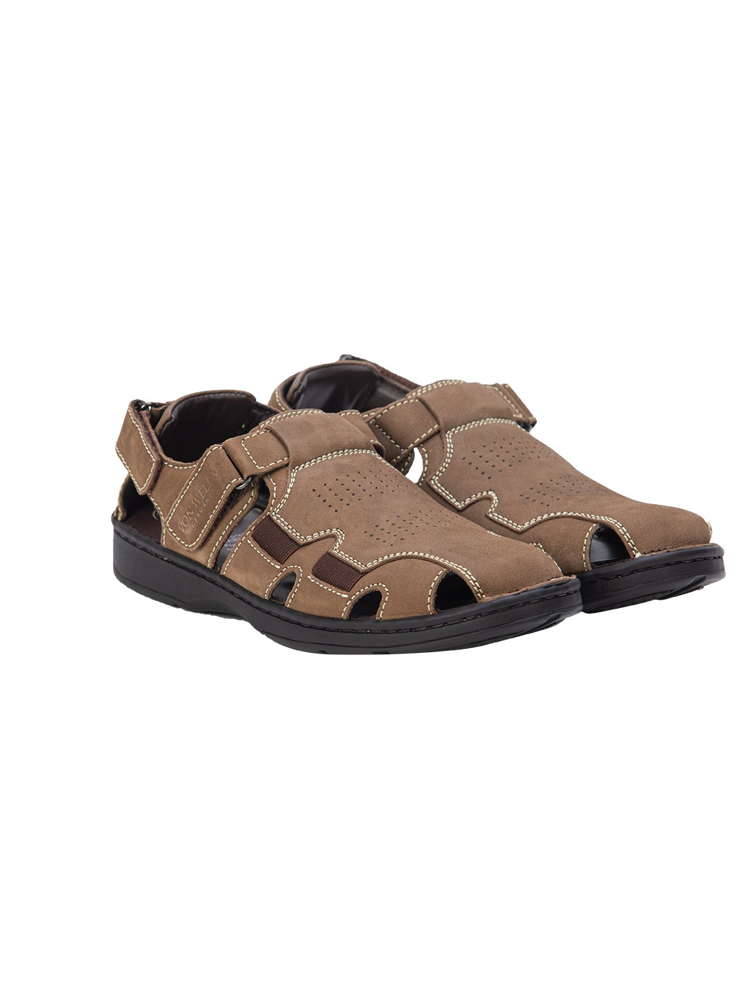 Buy Von Wellx Germany Comfort Neil Chikoo Sandals Online in Muscat
