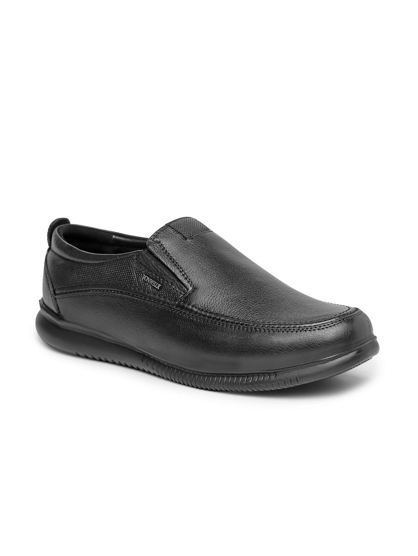 VON WELLX GERMANY comfort men's black slipon JAISE