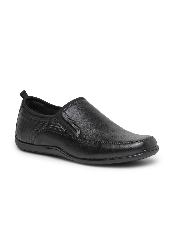 VON WELLX GERMANY comfort men's black slipon RYAN