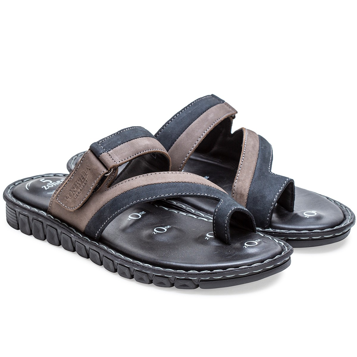 Buy Von Wellx Germany Comfort Jaunt Blue Slippers Online in Bangalore