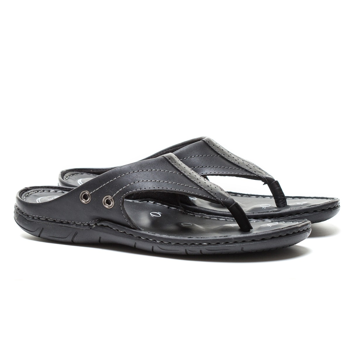 Buy Von Wellx Alex Comfort Black Slippers Online in Bangalore