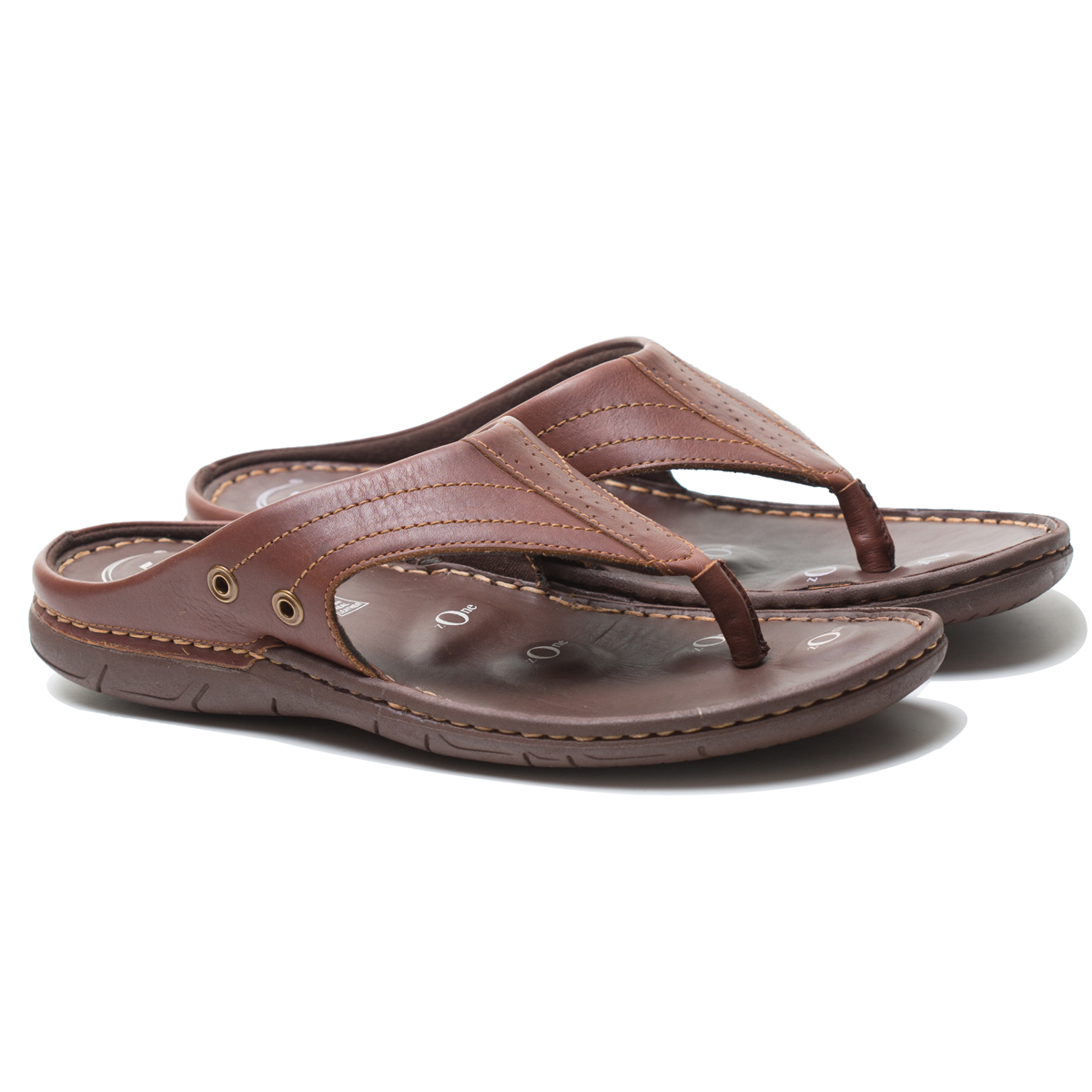 Buy Von Wellx Alex Comfort Brown Slippers Online in Meerut