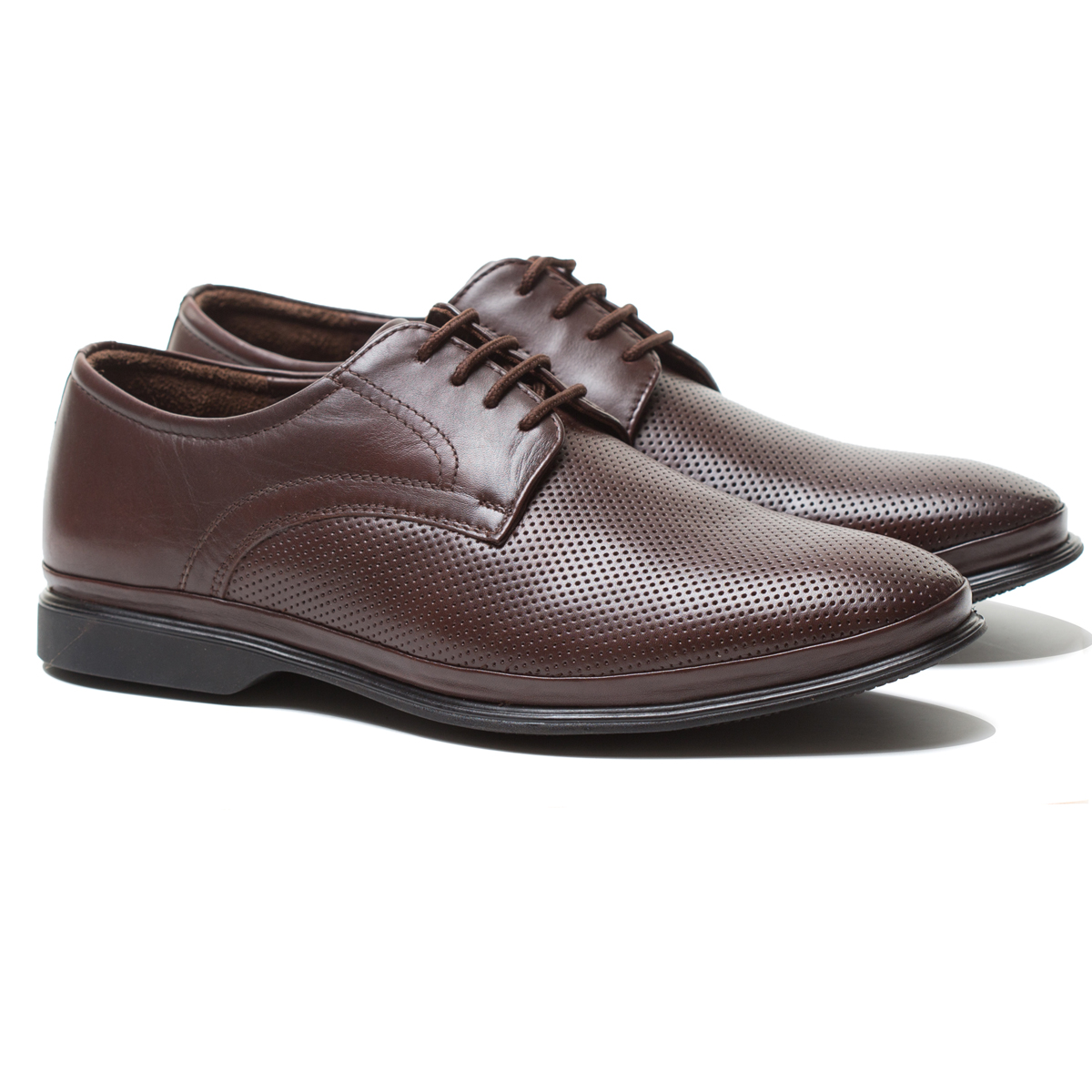Buy Von Wellx Germany Comfort Coen Brown Shoes Online in Riyadh