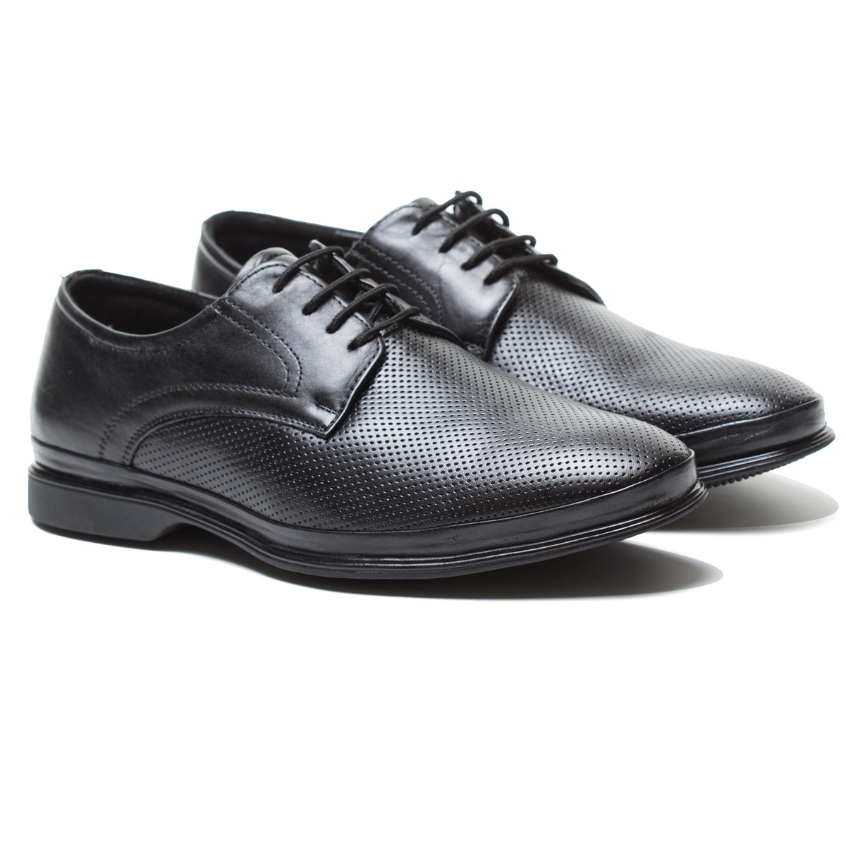 Buy Von Wellx Germany Comfort Coen Black Shoes Online in Riyadh