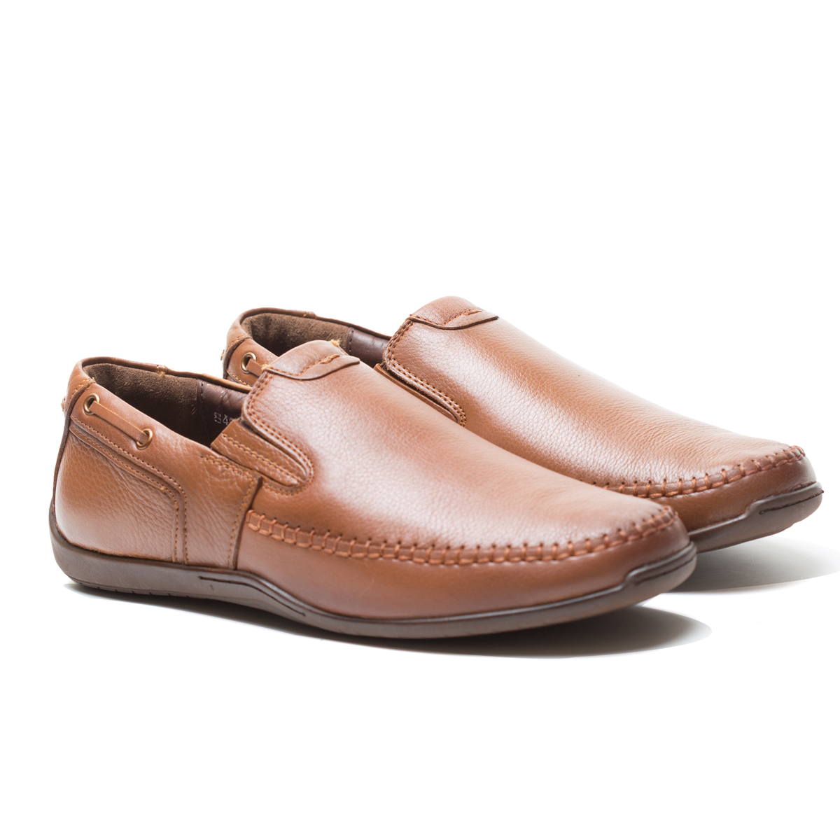 Buy Von Wellx Axel Casual Tan Shoes Online in Dubai