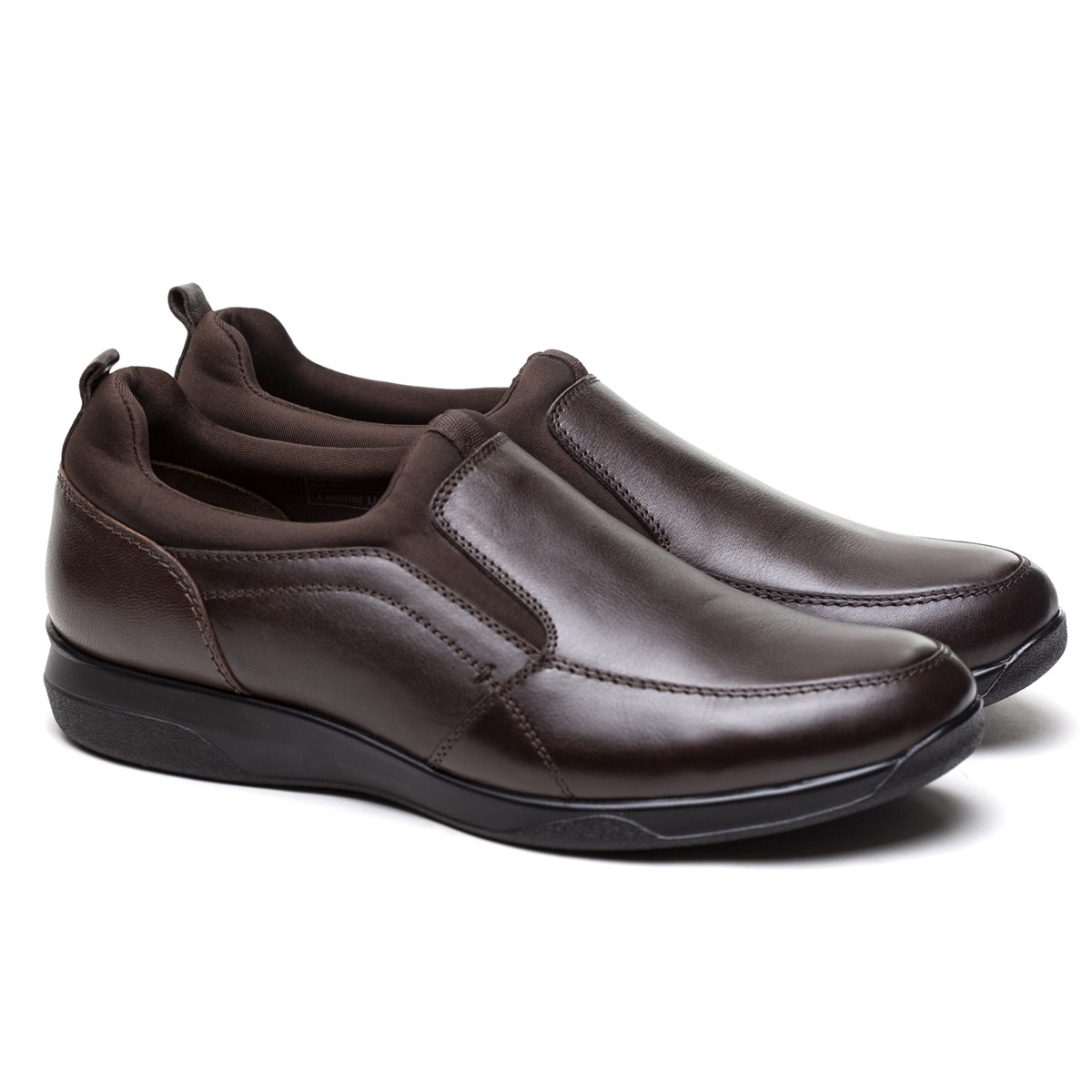 Buy Von Wellx Germany Comfort Jason Brown Shoes Online in Oman