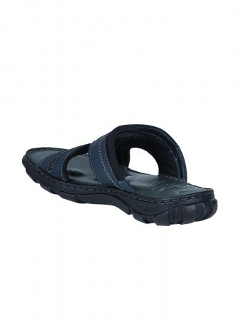 VON WELLX GERMANY COMFORT BLUE OLIVER SLIPPERS