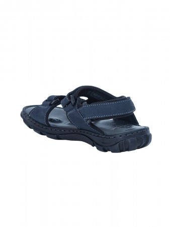 VON WELLX GERMANY COMFORT BLUE KOZAN SANDALS