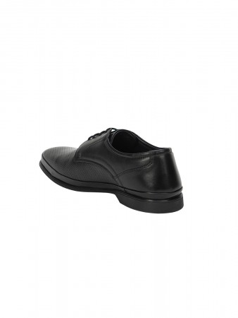 VON WELLX GERMANY COMFORT BLACK COEN SHOES