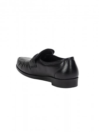 VON WELLX GERMANY COMFORT BLACK GAVIN SHOES