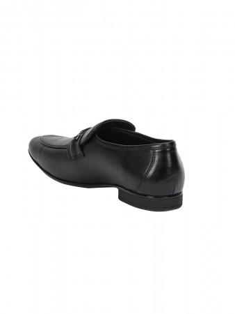 VON WELLX GERMANY COMFORT BLACK GLIB SHOES