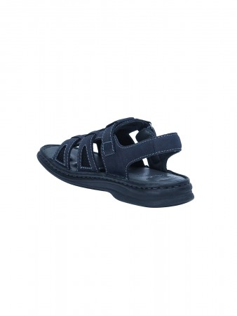 VON WELLX GERMANY COMFORT BLUE RHYS SANDALS