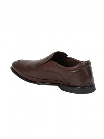 VON WELLX ESCHER COMFORT BROWN SHOES