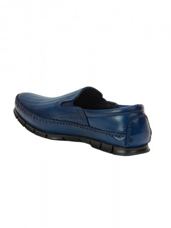 VON WELLX GERMANY COMFORT FAD CASUAL BLUE SHOES