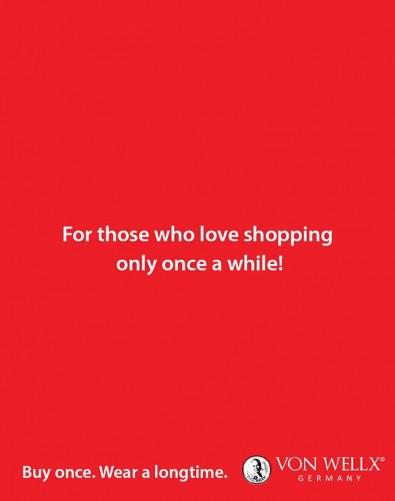 Buy Once.Wear a longtime.