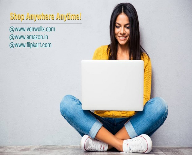 Shop  Anywhere Anytime