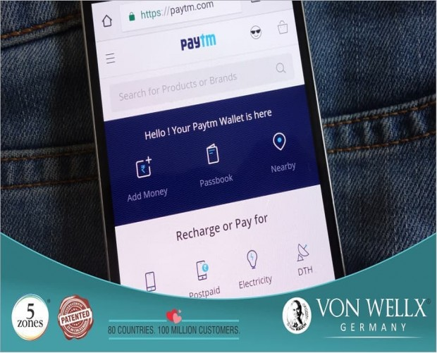Shopping made easy, Accepting payments on Paytm now