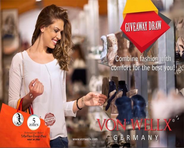 Von Wellx Germany Giveaway!!