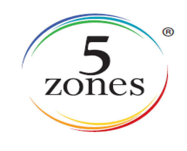 5 zones reflex technology for the comfort of your feet!