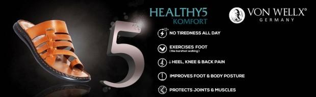 HEALTHY 5 KOMFORT