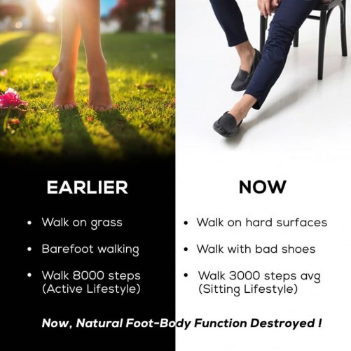 Natural Foot Body Function