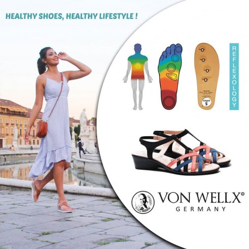 Healthy Shoes, Healthy Lifestyle!