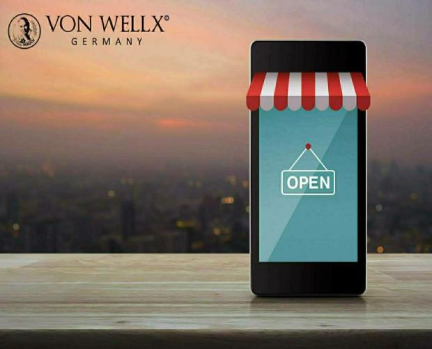 Shop your fav VX footwear at www.vonwellx.com