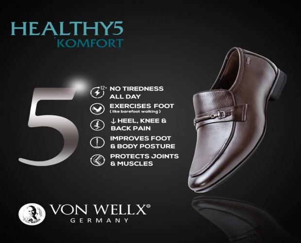 HEALTHY 5 KOMFORTS