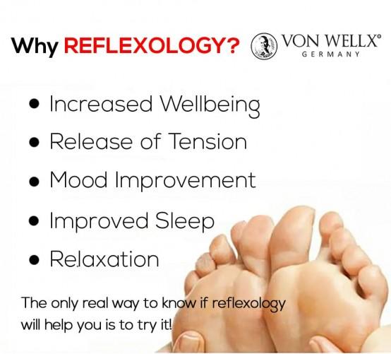 Why Reflexology?