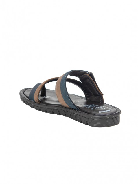 Buy Von Wellx Germany Comfort Jaunt Blue Slippers Online in Kandy