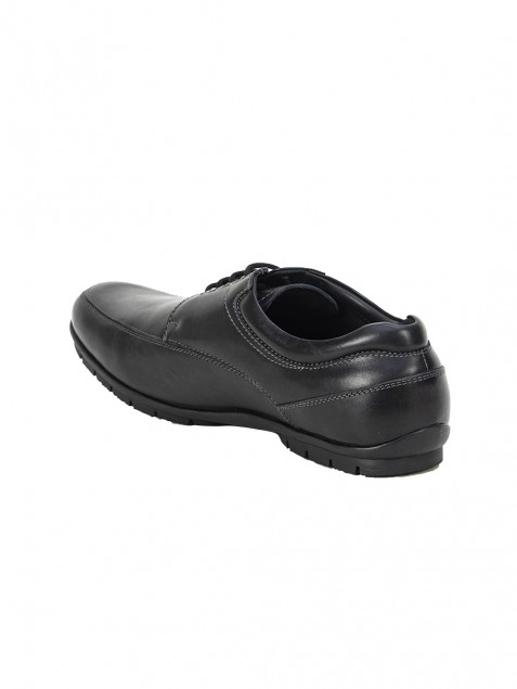 Buy Von Wellx Germany Comfort Black Brayden Shoes Online in Agra
