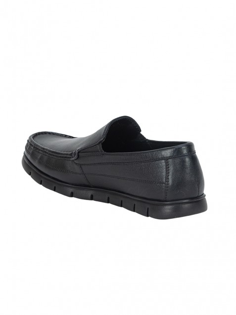 Buy Von Wellx Germany Comfort Black Zion Shoes Online in Dubai